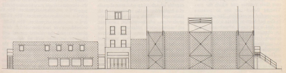 young vic elevation